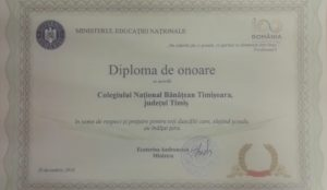 Diploma apreciere CNB